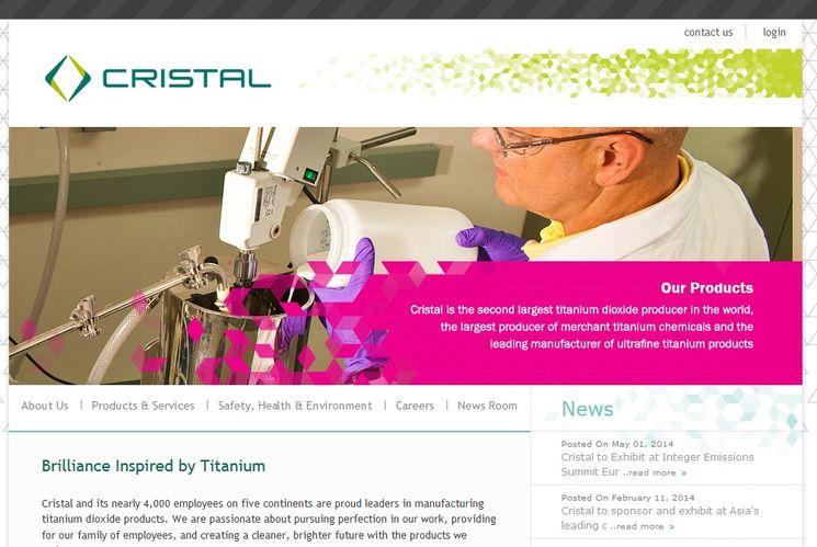Компания Cristal Global