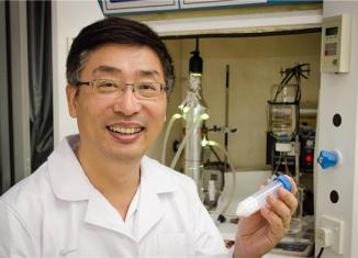 Ученый наньянского университета Даррен Сун