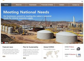 Korea resources corporation