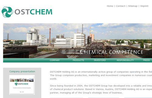 OSTCHEM Holding AG