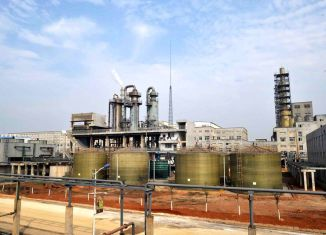 Завод по производству жидкой двуокиси титана