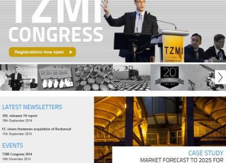 Отчет TZ Minerals International о рынке TiO2