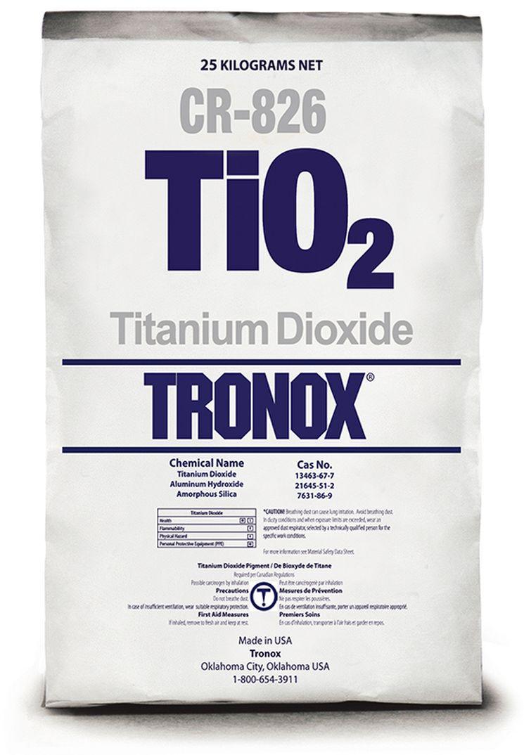 TiO2 от Tronox